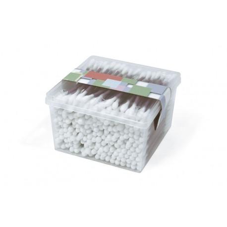 200 Bastoncillos higiénicos algodón
