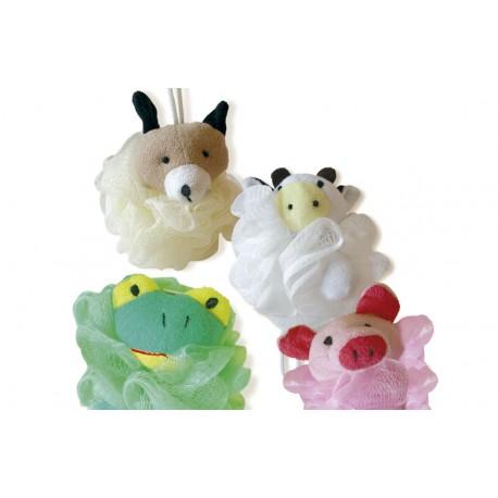 Esponjas especiales baño bebé