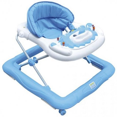 Andador para bebés León Azul