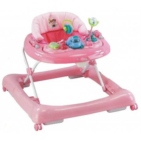 Andador para bebés Minnie Retro
