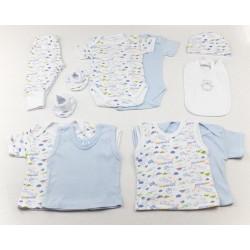 Pack de 11 Piezas para Bebé