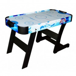 Airhockey plegable