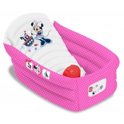 Bañera Hinchable Minnie Mouse Rosa