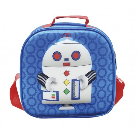 Fiambrera Lunch Box Robot