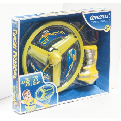 Flash Frisbee con Led