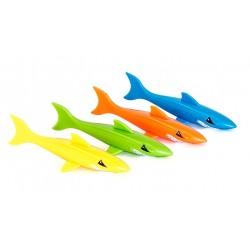 Tiburones de Colores