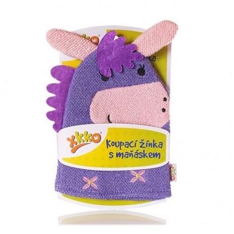 Manopla de Baño Donkey