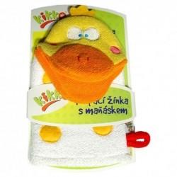 Manopla de Baño Duck