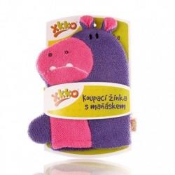 Manopla de Baño Hippo