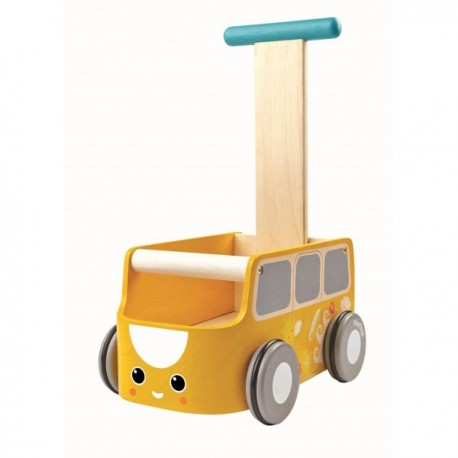 Furgo Caminador Amarillo