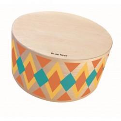 Cajón Percusión Redondo