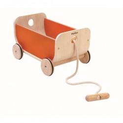 Vagón Naranja Transportador
