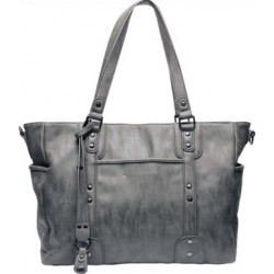 Bolso Paris - Grey Studs