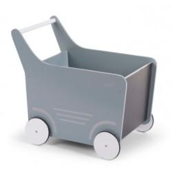 Carrito andador para bebés Gris