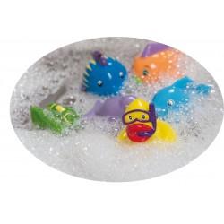 Animales baño - 6 piezas
