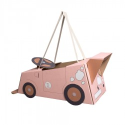 Coche Mister Tody - Rosa