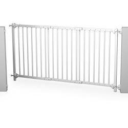 Barrera Seguridad Ajustable Blanca