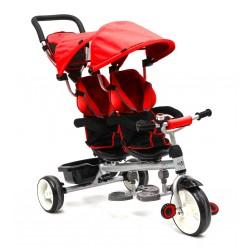 Triciclo para Niños Gemelar QPlay