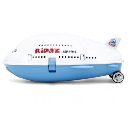 Maleta infantil Avión Blanca