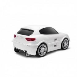 Maleta Maserati Blanca Ridaz