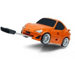 Detalle Maleta para niños Toyota Naranja