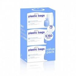 3 Packs Bolsas De Plástico Ubbi