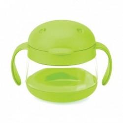 Taza para Snacks Verde Ubbi