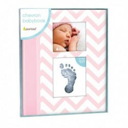 Libro Bebe Chevron Rosa Pearhead