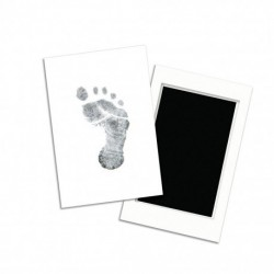 Tampon Tinta Negra Sin Manchas Pearhead