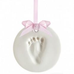 Recuerdo Babyprints Blanco Pearhead