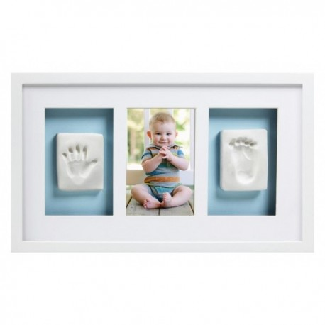 Marco Pared Babyprints Deluxe Blanca Pearhead