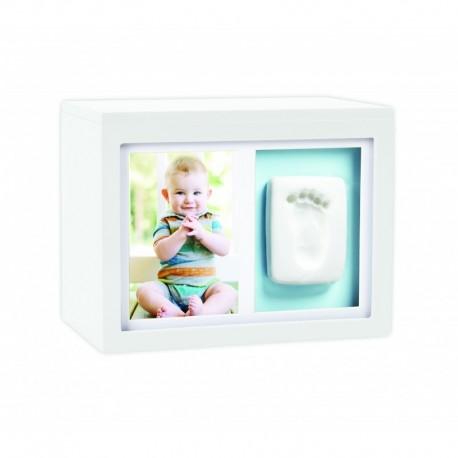 Caja De Recuerdos Babyprints Blanca Pearhead