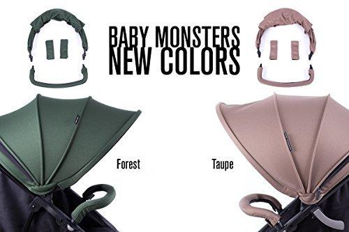 Nuevos colores Taupe y Forest de Baby Monsters